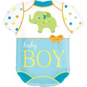 Baby Boy Balloon - Bodysuit