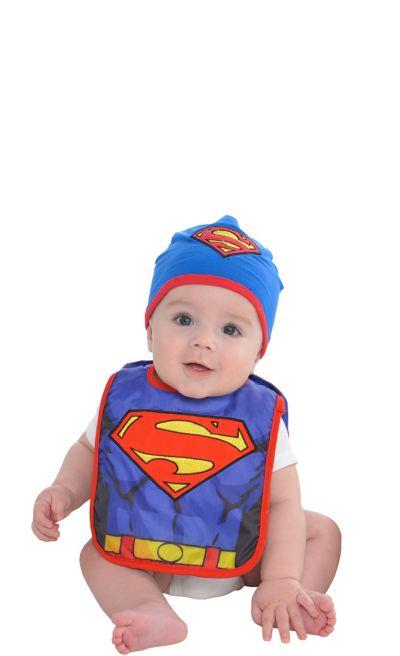Baby Superman Accessory Kit