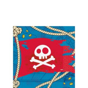 Jake and the Never Land Pirates Beverage Napkins 16ct