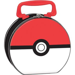 Pokemon Tin Box
