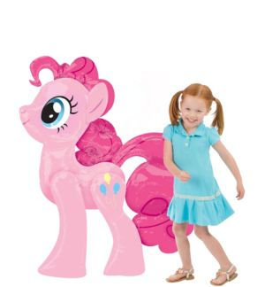 Giant Gliding Pinkie Pie Balloon - My Little Pony