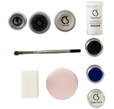Day of the Dead Blue Makeup Kit