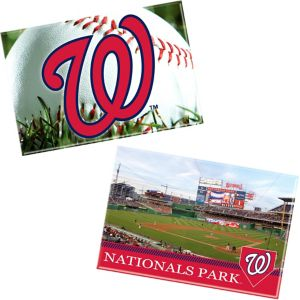 Washington Nationals Magnets 2ct