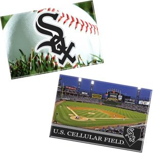 Chicago White Sox Magnets 2ct