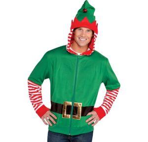 Holiday Elf Hoodie