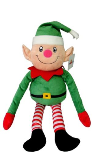 Green Elf Plush