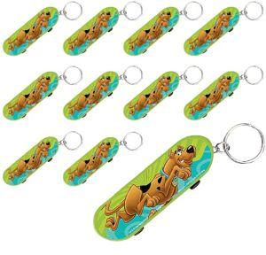 Scooby-Doo Skateboard Keychains 48ct