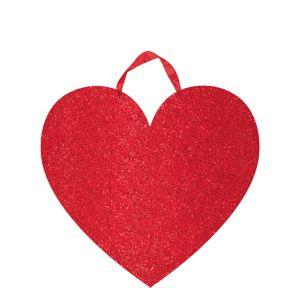Glitter Heart Sign