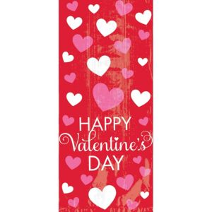 Bright Valentine's Day Treat Bags 20ct