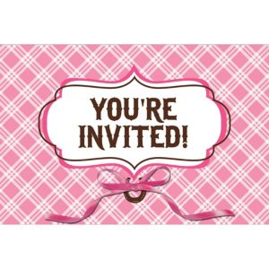 Heart My Horse Invitations 8ct