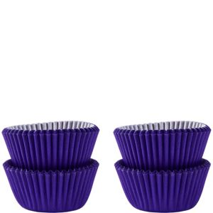 Mini Purple Baking Cups 100ct