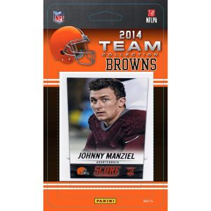 2014 Cleveland Browns Team Cards 13ct