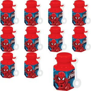 Spider-Man Mini Bubbles 48ct