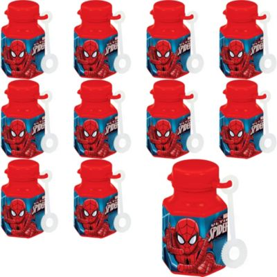 Spider-Man Bubbles 48ct