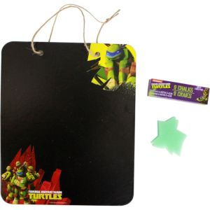 Teenage Mutant Ninja Turtles Chalkboard Sign Set 3pc