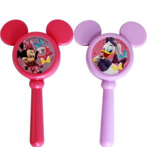 Minnie Mouse Maracas 2ct