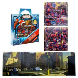 Spider-Man Sticker Activity Kit