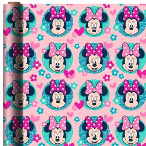 Minnie Mouse Gift Wrap