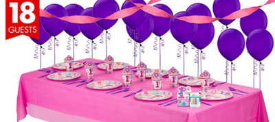 Sweet Girl 1st Birthday Party Supplies Basic Party Kit