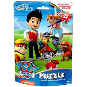 PAW Patrol Puzzle Bag 24pc