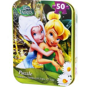 Disney Fairies Mini Puzzle 50pc