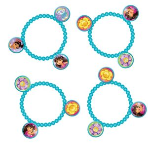 Dora and Friends Charm Bracelets 4ct
