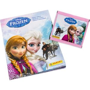 Frozen Sticker Album Set
