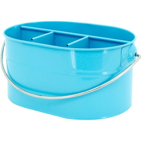 Party Utensil Caddy Caribbean Blue Utensil Caddy 6