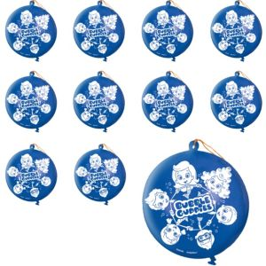 Bubble Guppies Punch Balloons 24ct