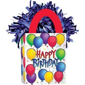 Balloon Fun Birthday Balloon Weight