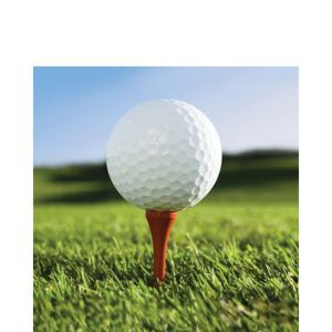 Golf Lunch Napkins 18ct