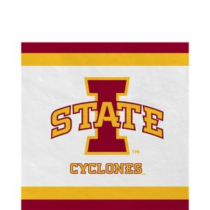 Iowa State Cyclones Lunch Napkins 20ct