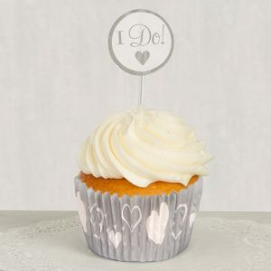 I Do Wedding Cupcake Combo Pack 24ct
