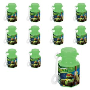 Teenage Mutant Ninja Turtles Mini Bubbles 48ct