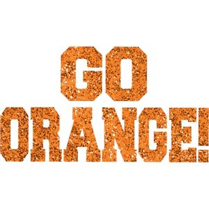 Go Orange Body Jewelry