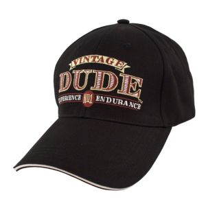 Vintage Dude Experience Baseball Hat