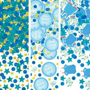 It's a Boy Baby Shower Confetti