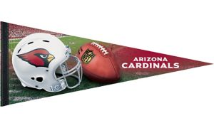 Premium Arizona Cardinals Pennant Flag