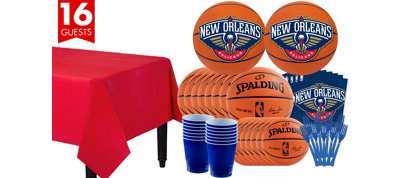 New Orleans Pelicans Basic Party Kit
