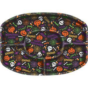 Halloween Sectional Platter - Spooktacular