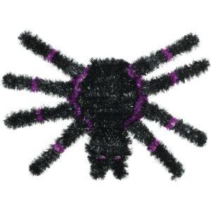 Tinsel Spider Decoration