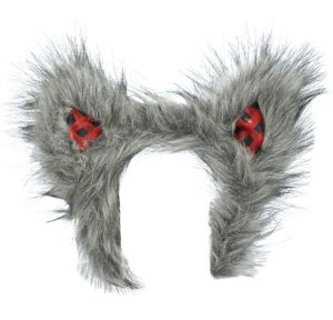 Little Red Riding Hood Wolf Ears Headband