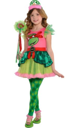 Child Teenage Mutant Ninja Turtles Tutu Dress