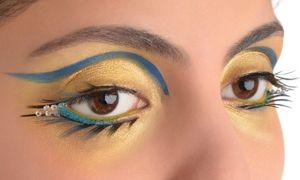 Jeweled Goddess False Eyelashes