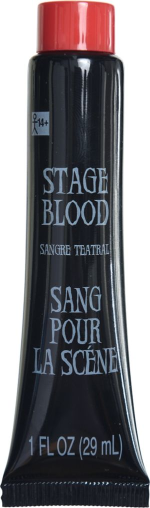 Stage Blood Squeeze Tube