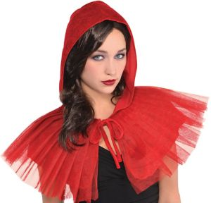 Little Red Riding Hood Capelet