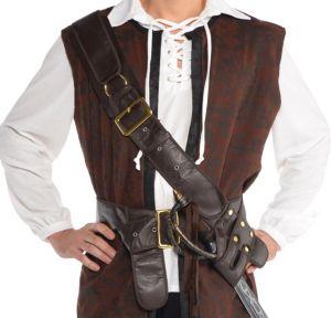 Pirate Bandolier Belt