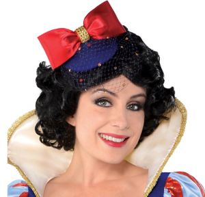 Snow White Wig Couture
