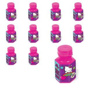 Hello Kitty Mini Bubbles 48ct