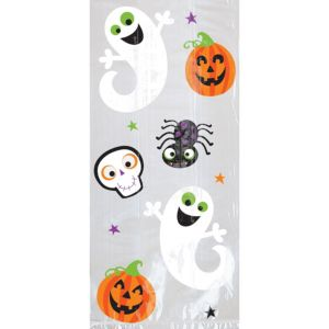 Large Friendly Halloween Treat Bags 20ct